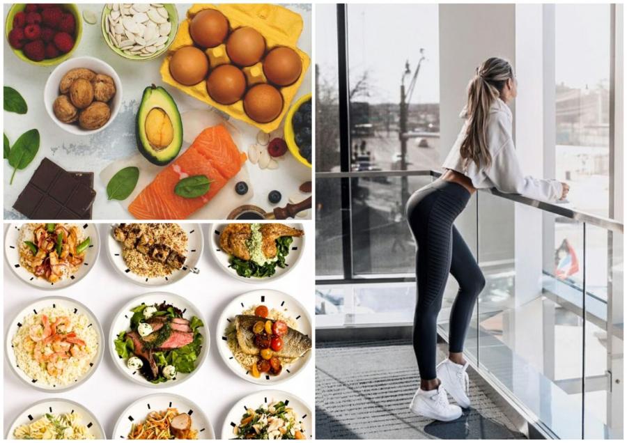 Полный Рацион Для Похудения. Правильное питание — принципы, меню на неделю и важные правила