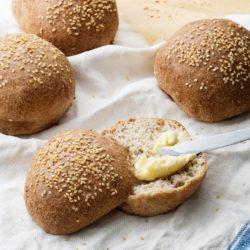 Вкусный кето-хлеб