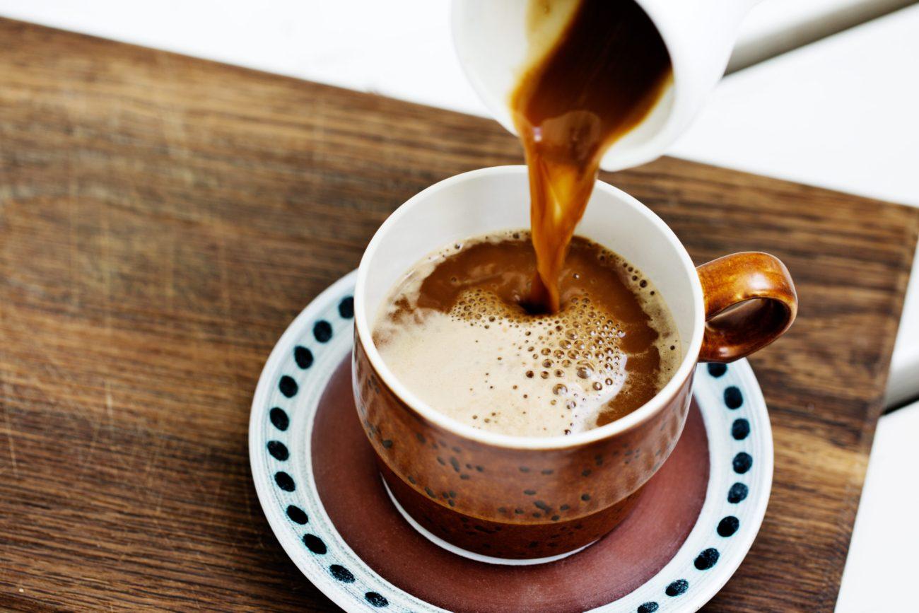 «Бронекофе» со сливочным маслом