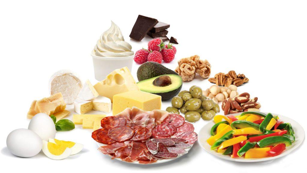 Низкожировая белковая диета