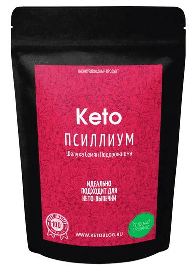 Псиллиум для кето-выпечки KetoBlog