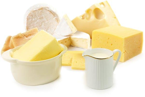 Молочные продукты. Кето диета какие продукты можно есть, а какие нельзя.